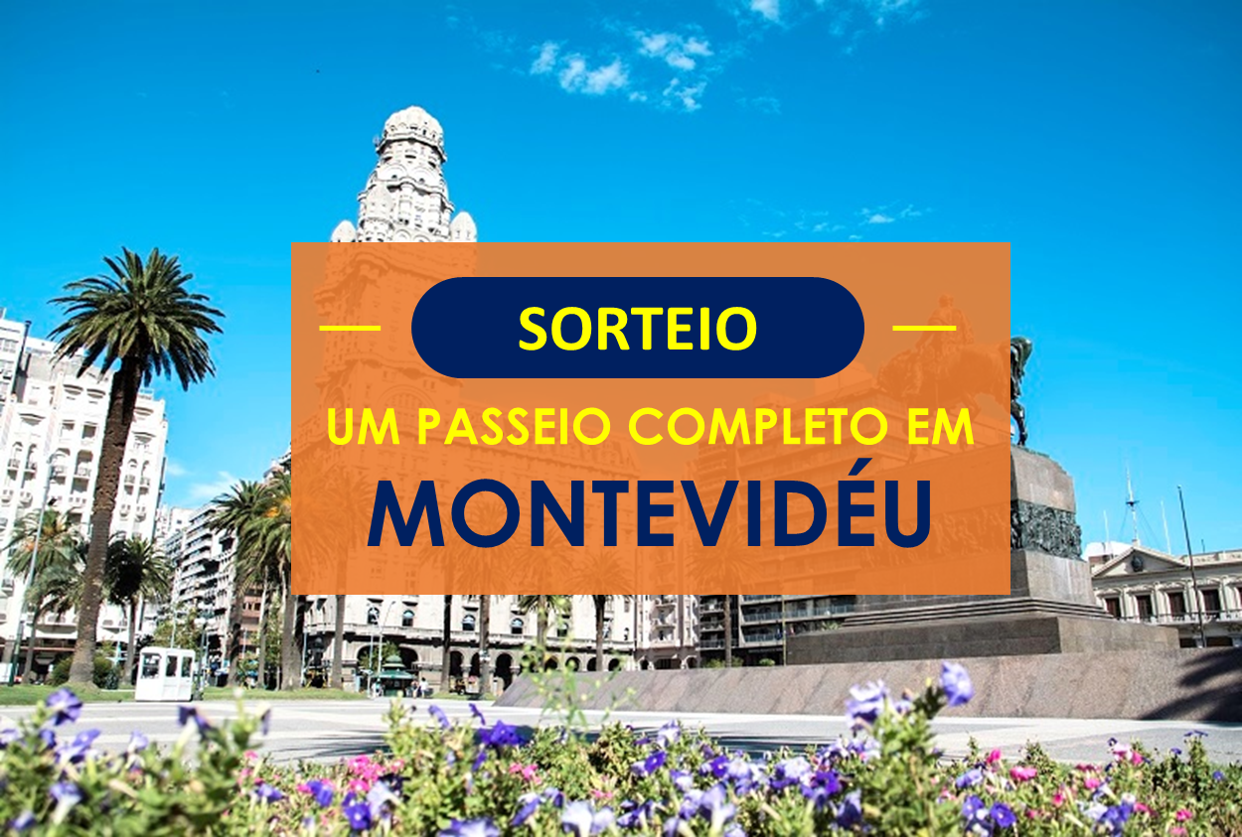 Novo Sorteio: City Tour Montevideo