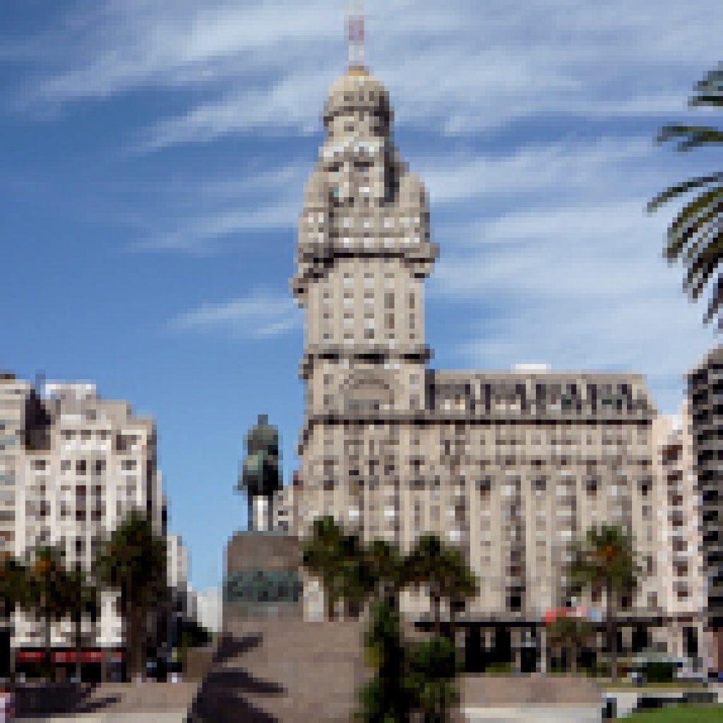 Principais pontos turísticos do Uruguai - Montevidéu