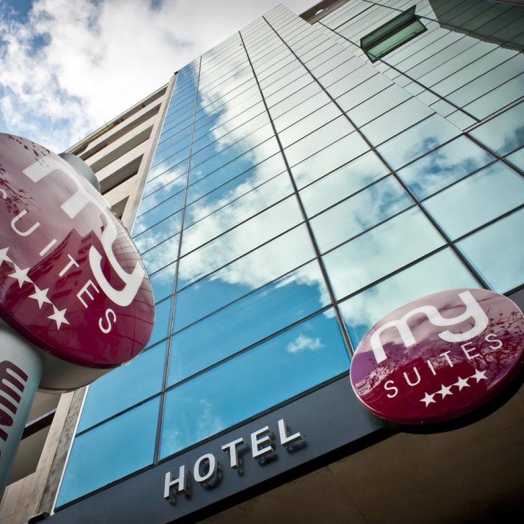 Hotéis no Uruguai