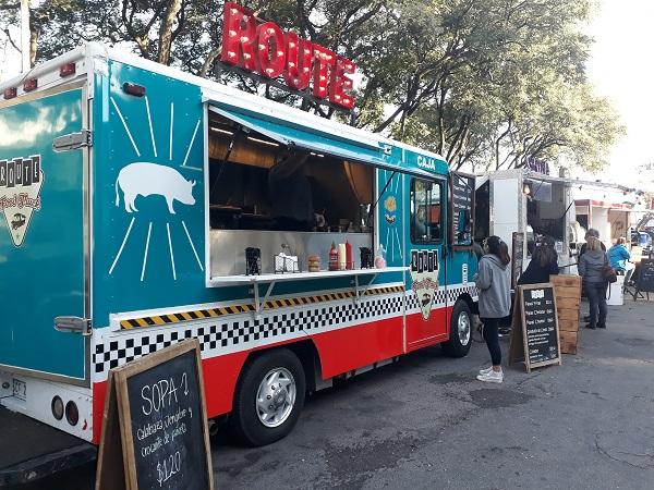Food Trucks em Montevideo: Onde comer