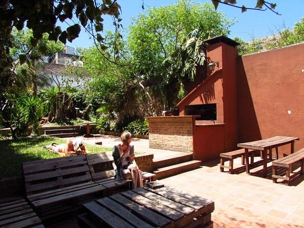 Buenas Vibras Hostel em Montevideo