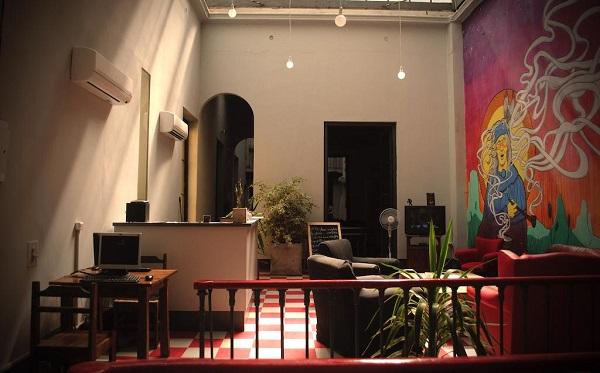 Hostel Caballo Loco em Montevideo