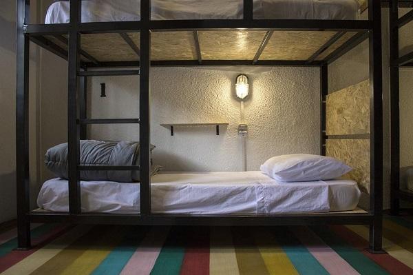 Habemus Hostel no centro de Montevideo
