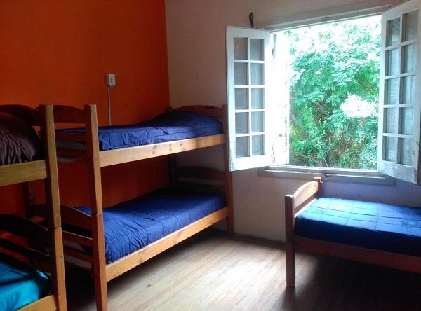Pocitos Hostel em Montevideo