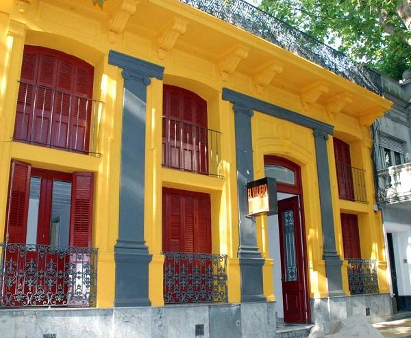 El Viajero Downtown em Montevideo