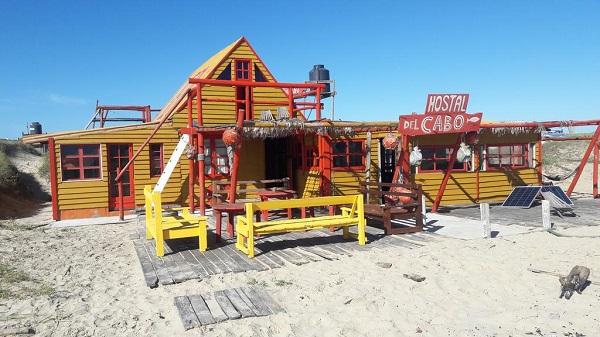 Onde Ficar em Cabo Polonio Hostel Hostal del Cabo 2