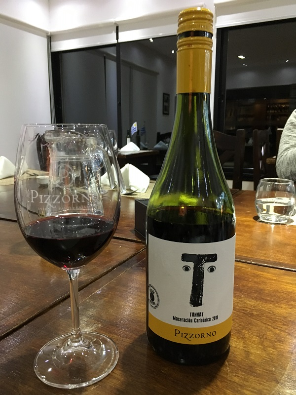 Vinho Pizzorno Tannat Maseracion Carbonica