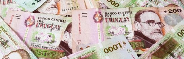 Cambio no Uruguai Dinheiro Moeda Pesos Uruguaios Casas de Cambio