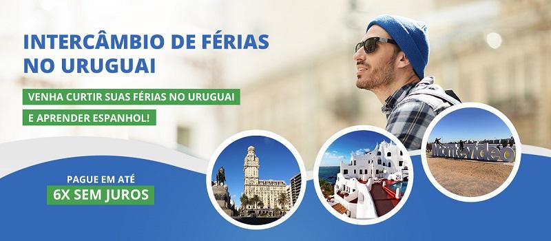 Intercambio no Uruguai Montevideo Espanhol