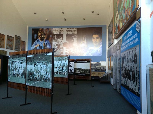 Dia do Patrimonio 2019 Museu do Futebol