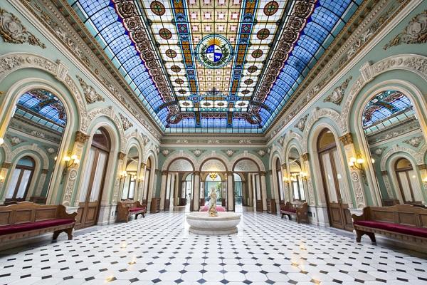 Dia do Patrimonio 2019 Palacio Santos