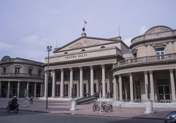 Dia do Patrimonio 2019 Teatro Solis